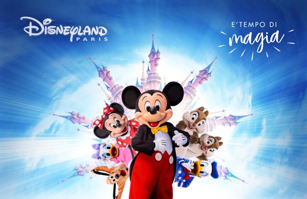 Disneyland Paris: adv sempre il centro della strategia commerciale