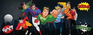 Webins mette in campo i Magnifici sette: sette supereroi per sette polizze pronte a mettere in sicurezza i viaggiatori