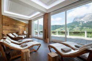 A Cortina, al Cristallo, a Luxury Collection Resort & Spa, per rigenerarsi