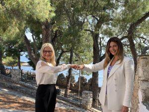 Ivana Jelinic: «E' l'avvio di una nuova stagione turistica»