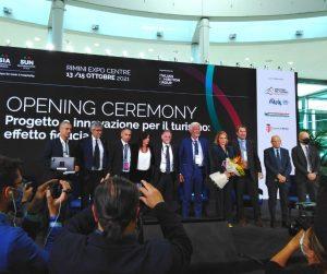 enit inaugurazione TTG 2021