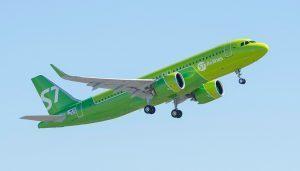 S7 Airlines apre le vendite della Mosca-Catania con una frequenza a settimana