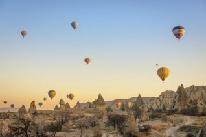 Turchia: la Cappadocia nella classifica delle 20 European Best Destinations