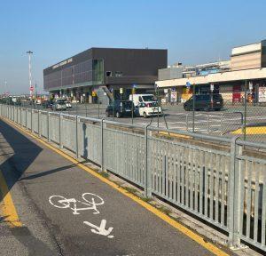 Milano Bergamo: nasce un anello di ciclovie collegate all'aeroporto