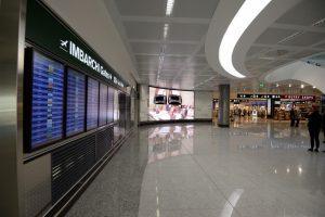 Malpensa si accinge a riaprire il satellite Nord del Terminal 1