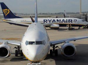 Ryanair aggiunge nuove frequenze sulle rotte del network domestico italiano
