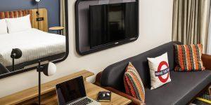 Apre a Londra il primo hotel Accor completamente digitalizzato per un'esperienza contact light