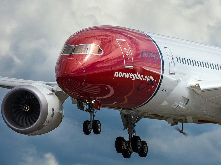 Norwegian abbandona il lungo raggio e si concentra sull'Europa