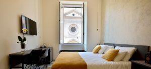 La ripartenza dei piccoli: Room with a view 105 e la ripresa