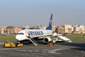 Il Tar boccia Ryanair per l'inquinamento acustico allo scalo di Ciampino