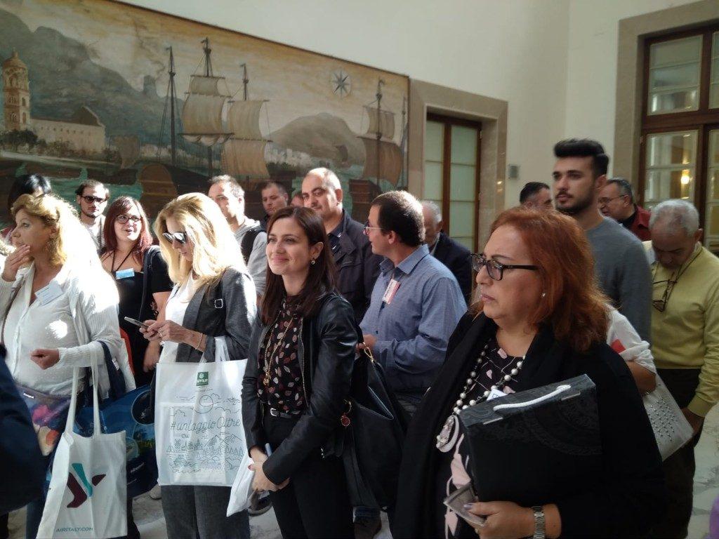 Travel Open Day di Napoli: grande affluenza di adv sulla Celebrity Edge