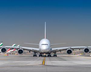 Emirates: l'Airbus 380 vola anche sulla rotta per Istanbul, da ottobre