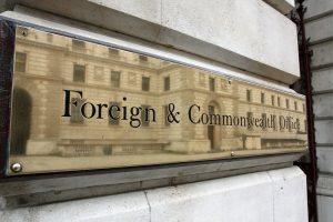 UK: il Foreign Office potrebbe mettere il veto sui viaggi nei paesi di lista verde