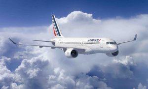Air France potenzia la capacità domestica per le festività fino al 55% di quella 2019