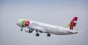 Tap Air Portugal riduce le perdite del primo semestre 2021
