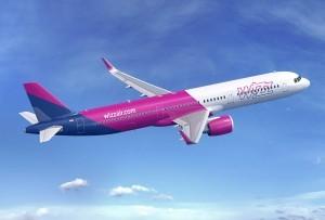 Wizz Air pubblica l'operativo del prossimo inverno, per volare fino a marzo 2022