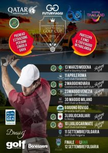 Amazing Thailand and Qatar Airways Golf Cup: si parte il 13 marzo