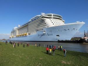Anche Royal Caribbean International farà rotta verso il Regno Unito con la Anthem of the Seas