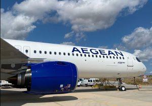 Aegean: capacità al di sotto del 20% per la stagione invernale