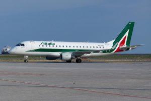 Alitalia raddoppia sulla Genova-Roma: torna il volo del mattino