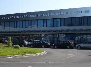 Rimini, l'aeroporto apre all'estate con i voli di Ryanair e Luxair