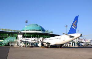 Air Astana ricomincia a volare su Londra a settembre