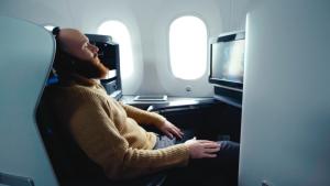 Air Europa rinnova e amplia l'intrattenimento audio a bordo dei Dreamliner