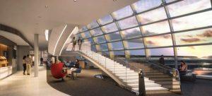 Air France: nuova lounge al CdG nel terminal Schengen di 3 mila metri quadri