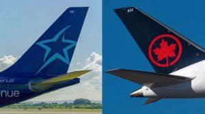 Air Canada: salta il piano di acquisizione di Air Transat