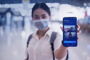 Airbus lancia l'app TripSet, per aiutare i passeggeri ad orientarsi in tempo di covid