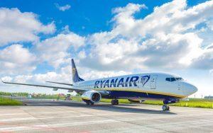 Ryanair spinge il booking: con l'acquisto di un volo, un secondo è a metà prezzo