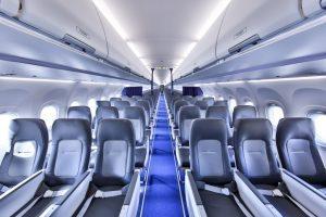 Lufthansa: ecco la nuova Airspace Cabin per i velivoli di corto e medio raggio