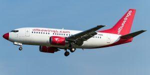 Albawings collega Genova a Tirana con un volo trisettimanale