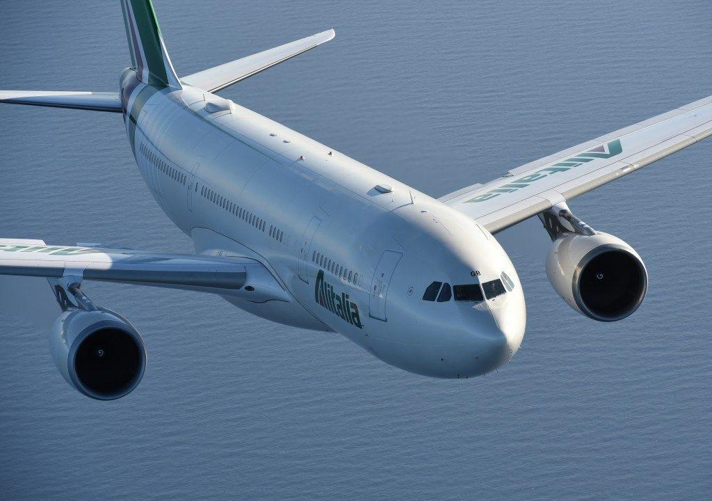 Alitalia e l'ipotesi di partnership con Lufthansa