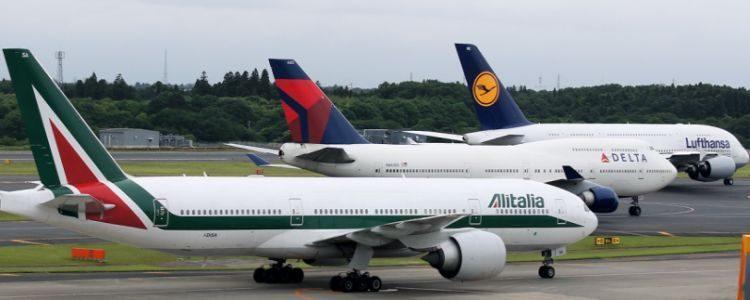 Delta conferma: 100 milioni di euro per il 10% di Alitalia