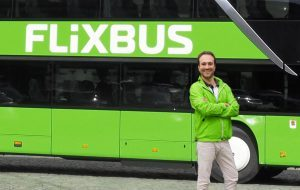 FlixBus: «Pronti alla ripartenza ma in un'ottica green»