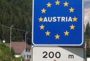 Austria: tre tamponi e isolamento per chi rientra in Italia