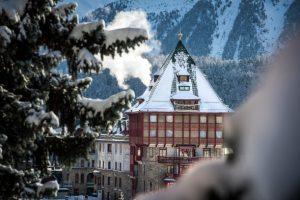 Badrutt's Palace Hotel, riapre il 17 dicembre con suite e camere rinnovate