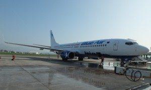 Blue Air rilancia su Linate: voli quotidiani da Bucarest e debutto da Cluj
