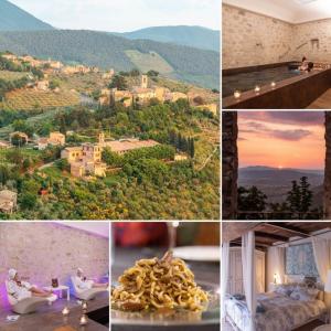 Relais Borgo Campello, l'albergo diffuso tra storia, relax ed escursioni tra i borghi