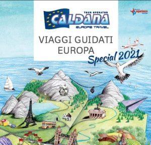 Caldana Europe Travel: si riparte con l'Italia dal 27 maggio. Seguirà il resto d'Europa dal 15 giugno