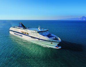 Grimaldi Lines: è la Sardegna la regina della stagione 2021