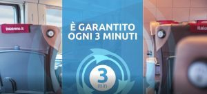 Italo: investimento milionario per l'installazione a bordo dei filtri Hepa