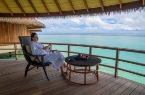 Workcation anche alle Maldive grazie a The Residence by Cenizaro