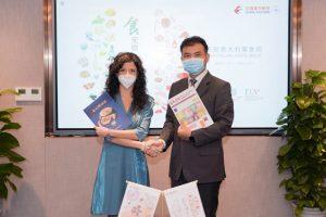 """China Eastern Airlines debutta alla """"Settimana della cucina italiana nel mondo"""""""