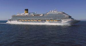 Costa: quattro navi in mare per l'estate mediterranea