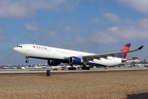 Delta Air Lines interrompe i voli sulla New York-Milano Malpensa fino a marzo