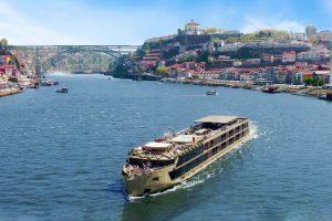 Le crociere fluviali Amawaterways ripartono il 3 luglio dal Portogallo