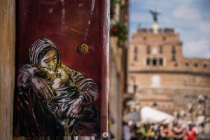"""TIBiWorld si reinventa su Roma: tour alla scoperta della """"Street art"""" capitolina"""