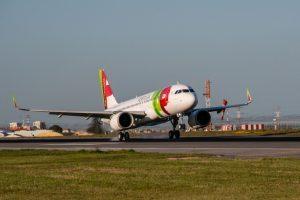 Tap Air Portugal riduce di un altro 20% la capacità a febbraio: -93% rispetto al 2020
